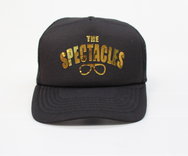 spectacles pet goldplated